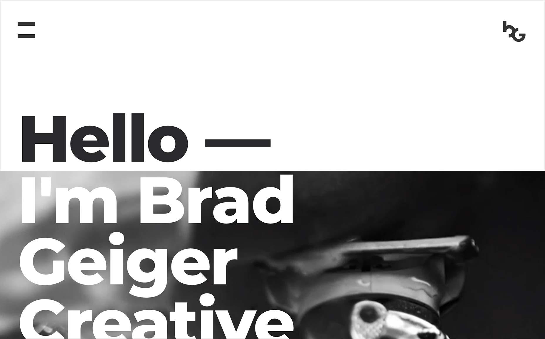 对于设计师而言,作品集的重要性不言而喻。在作品集中展现自己的设计作品只是它最基本的功能之一,使用实验性的技术来凸显自己的独到想法,使用紧跟潮流的风格来呈现自己的调性,这些都是作品集网站的意义所在。<br/>