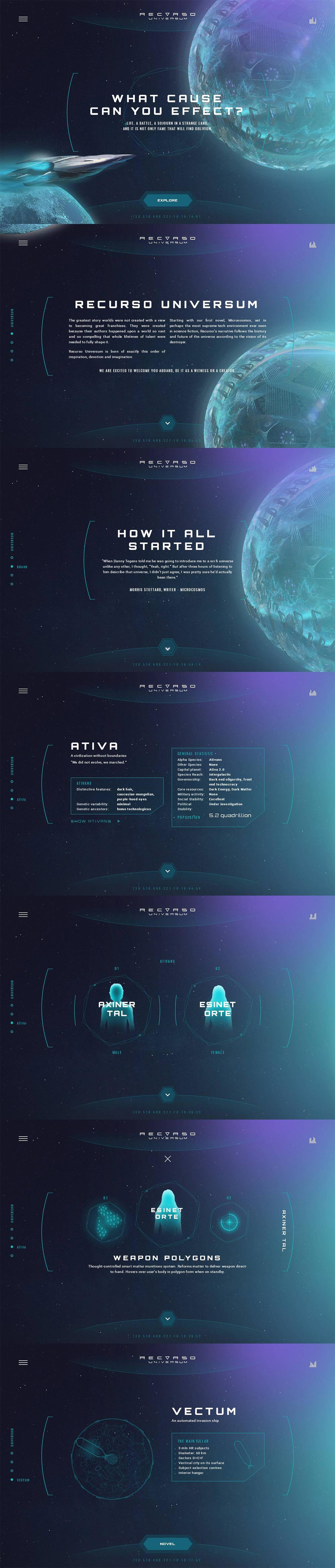 quantified planet  -创意,网页设计,创意设计,创意网站,字体设计,设计网站,设计作品,网站欣赏,优,ui设计,设计,设计师,平面设计,电商设计,动漫设计,网站设计