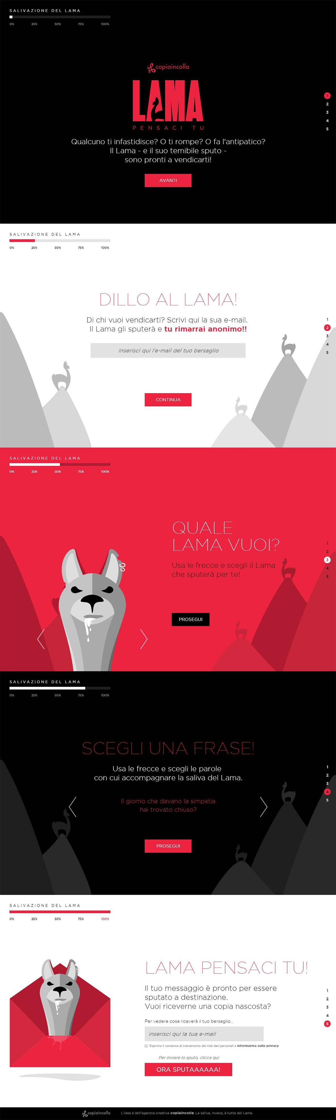 LAMA-创意,网页设计,创意设计,创意网站,网站设计,创意作品,设计作品,网站欣赏,优,ui设计,设计,设计师,优秀设计