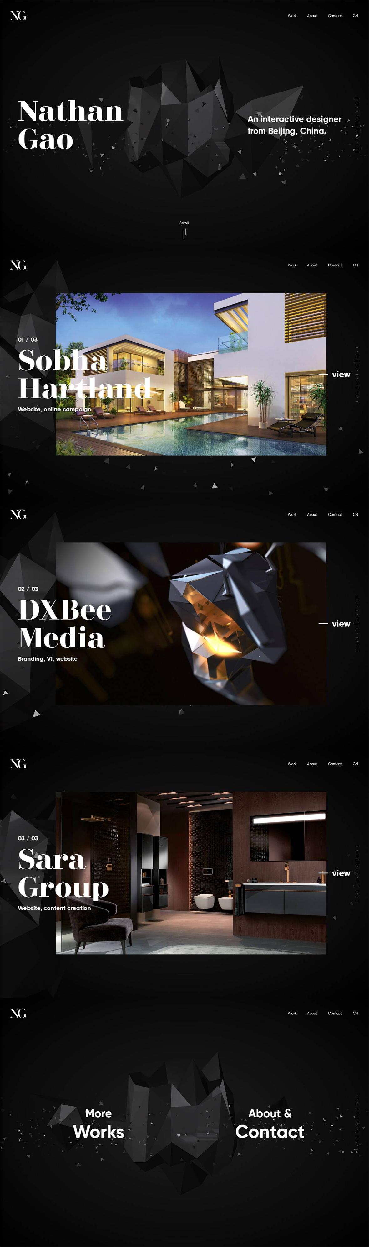 nathangao个人网站-创意,网页设计,创意设计,创意网站,网站设计,创意作品,设计作品,网站欣赏,优,ui设计,设计,设计师,优秀设计