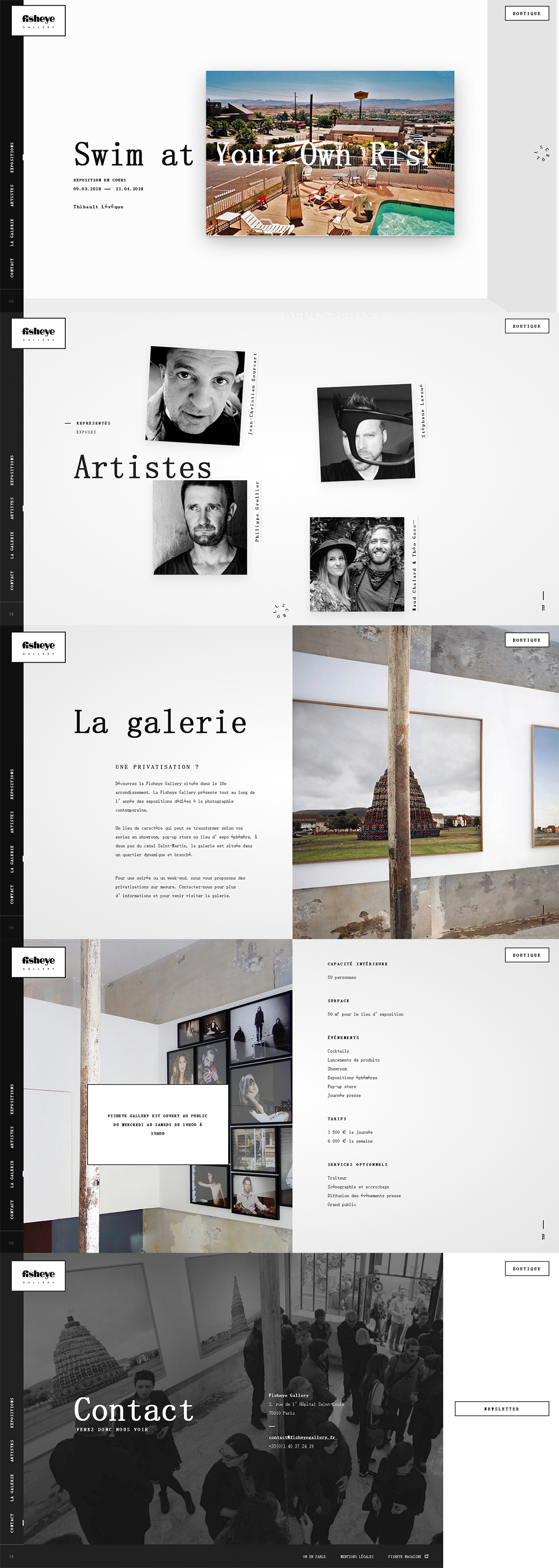 Fisheye Gallery-创意,网页设计,创意设计,创意网站,网站设计,创意作品,设计作品,网站欣赏,优,ui设计,设计,设计师,优秀设计