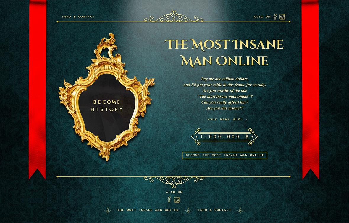 Are you this insane!?-创意,网页设计,创意设计,创意网站,字体设计,设计网站,设计作品,网站欣赏,优,ui设计,设计,设计师,平面设计,电商设计,动漫设计,网站设计